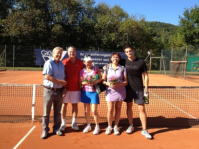 Trostrunde Mixed 2012